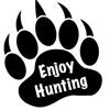 enjoy hunting logo