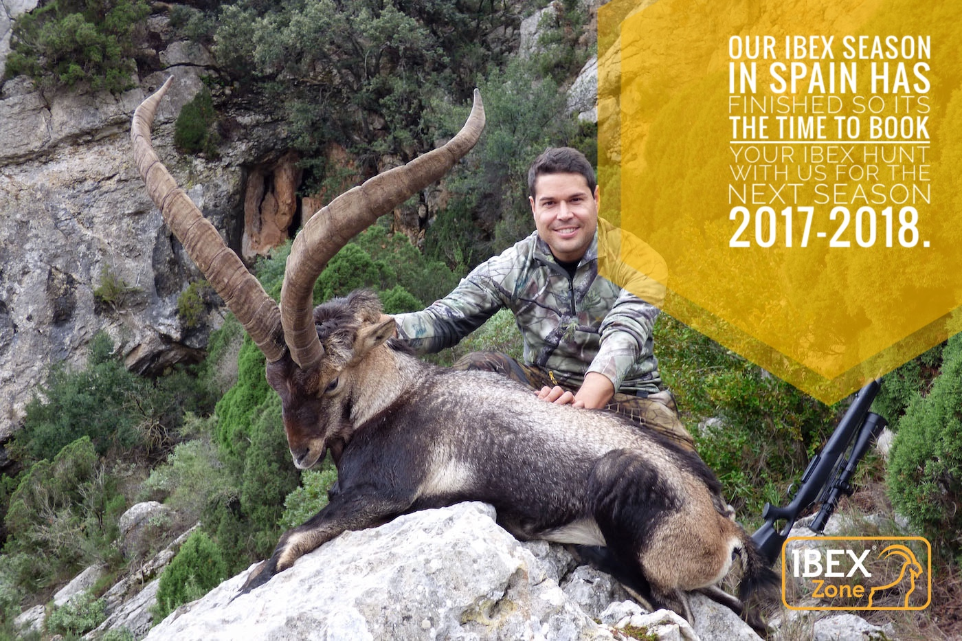 IBEX HUNT – Book your hunt right now