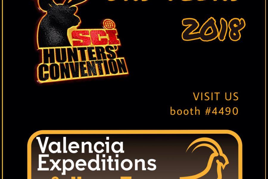 SCI HUNTER´S CONVENTION 2018