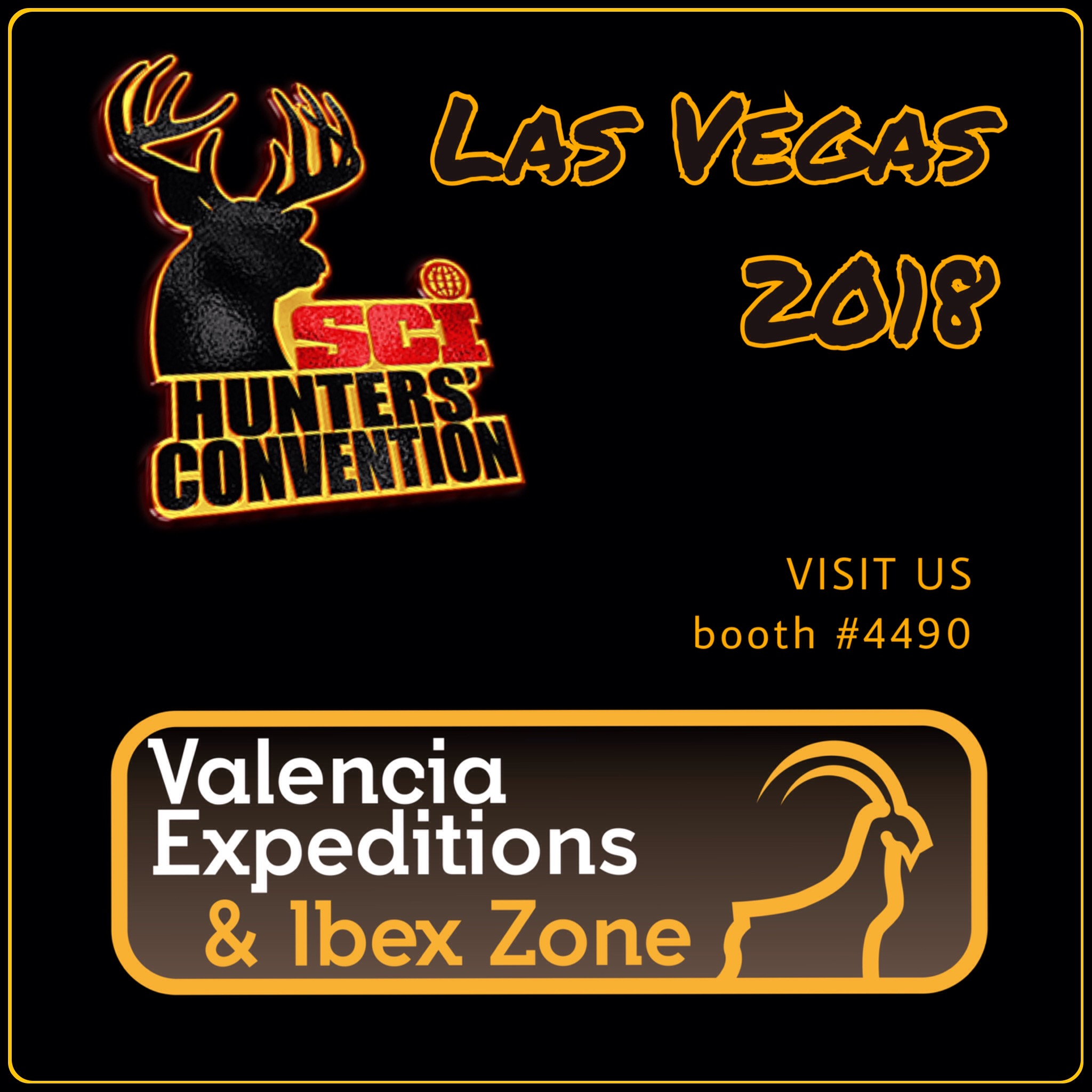 SCI HUNTER´S CONVENTION 2018