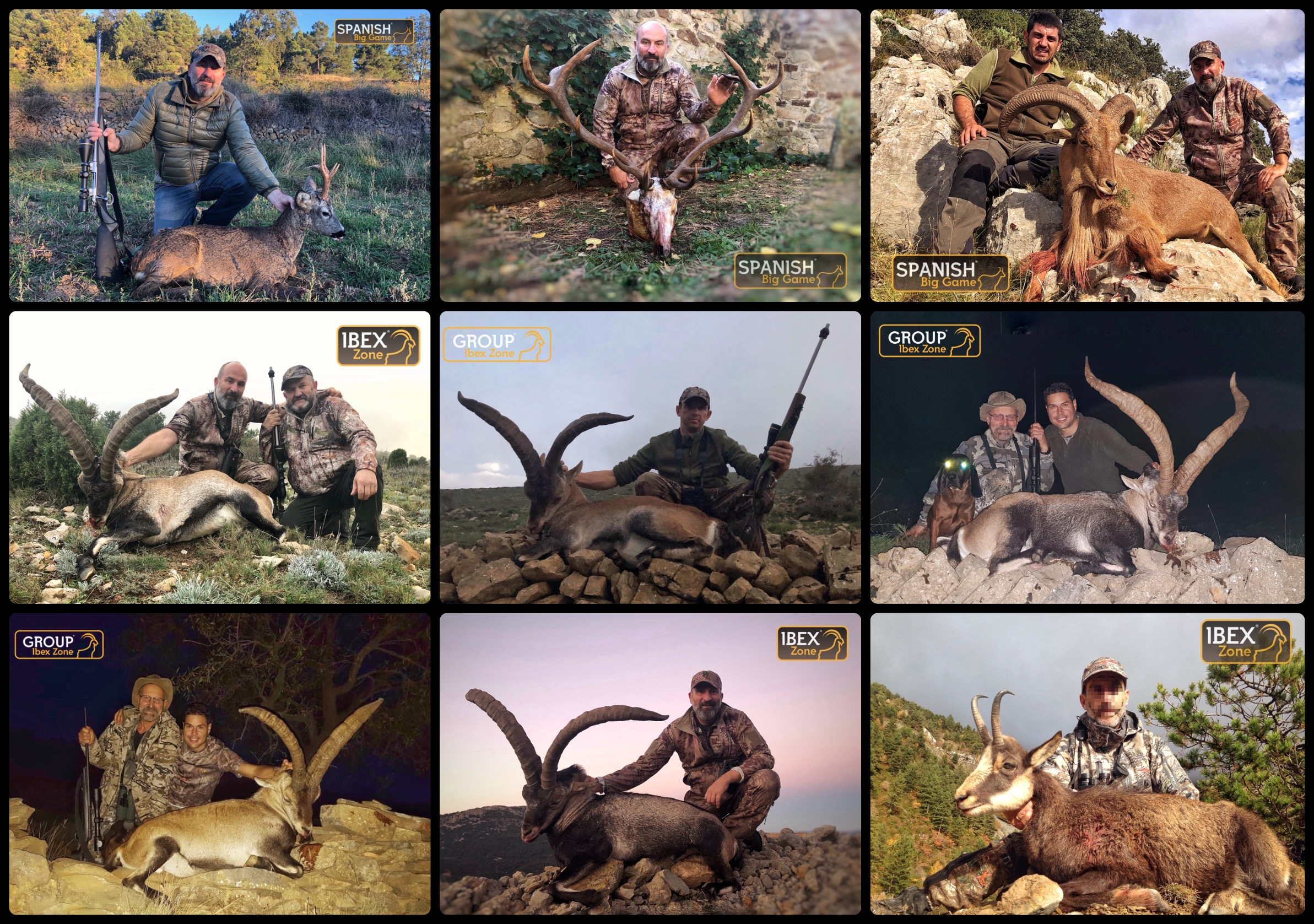 The hunting season 2018-2019 is going well, «Group Ibex Zone».