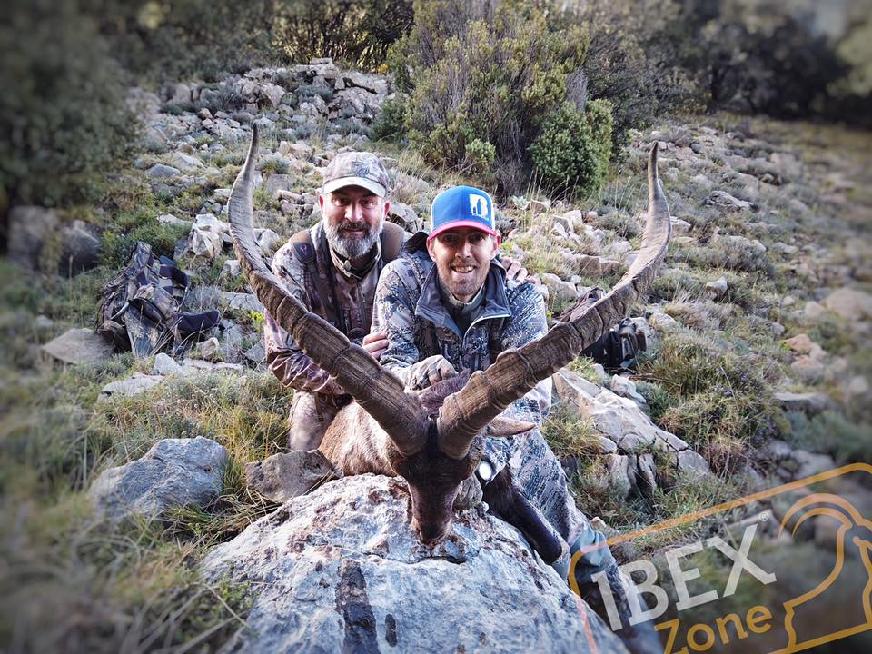 new video – hunting spanish beceite ibex 2019