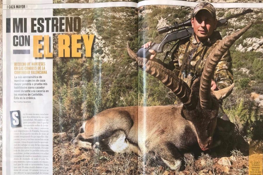 Spanish hunting Magazine