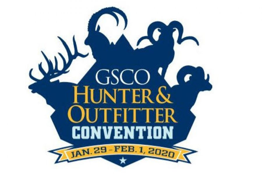 GSCO HUNHTER & OUTFITTER CONVENTION 2020, LAS VEGAS